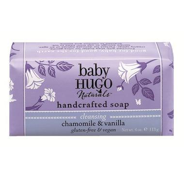Baby Hugo Naturals Handcrafted Baby Soap Bar