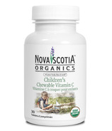 Nova Scotia Organics Children's Chewable Vitamin C