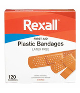 Rexall Plastic Bandages