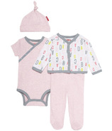 Skip Hop ABC-123 Welcome Home Set Pink