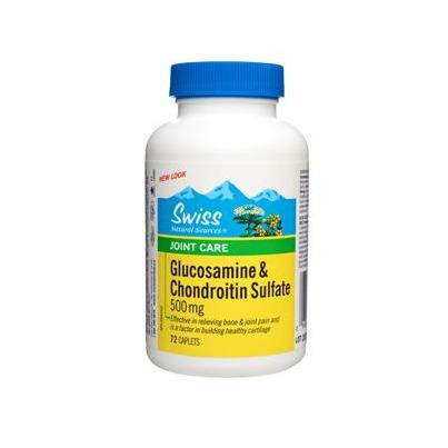 Chondroitin sources