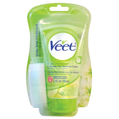 Veet In-Shower Hair Removal Cream