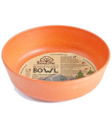 EcoSouLife Biodegradable Bamboo Bowl in Orange