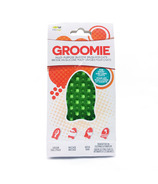 Groomie Multi-Purpose Brush Fish Green