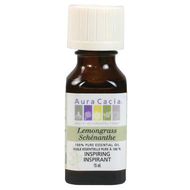 Aura Cacia Lemongrass Essential Oil