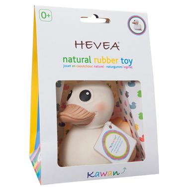 Hevea Natural Rubber Kawan Ducky Bath Toy