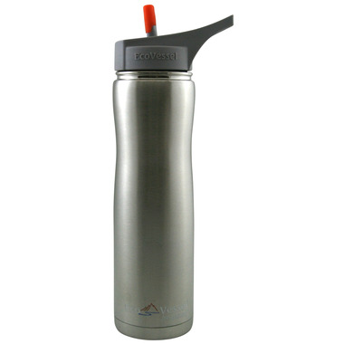 Eco Vessel Summit Triple Insulated Stainless Steel Water Silver