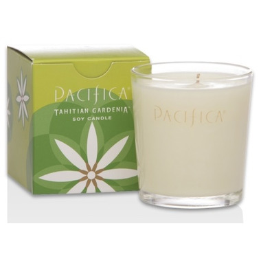 Pacifica Soy Candle Tahitian Gardenia