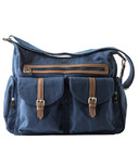 Little Unicorn Rambler Satchel Denim