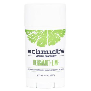 Schmidt\'s Deodorant Bergamot & Lime Deodorant