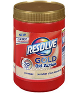 Resolve Gold Oxi-Action In-Wash Powder Stain Remover Colours