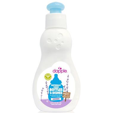 Dapple Lavender Scent Baby Bottle & Dish Liquid Travel Size