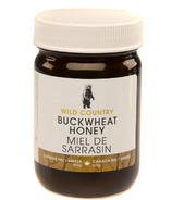 Wild Country Buckwheat Honey