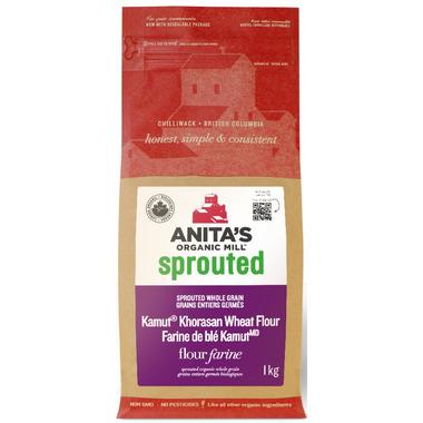 Anita\'s Organic Mill Organic Sprouted Kamut Flour