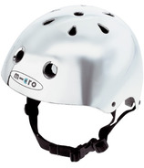 Micro of Switzerland Chrome Helmet