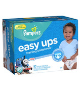 Pampers Easy Ups Boys Super Pack