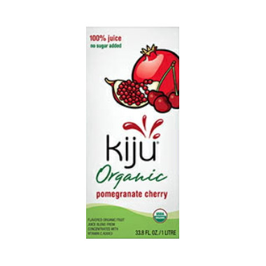 Kiju Organic Pomegranate Cherry Juice