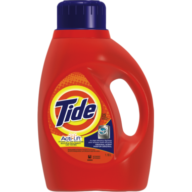 Tide HE Liquid Laundry Detergent
