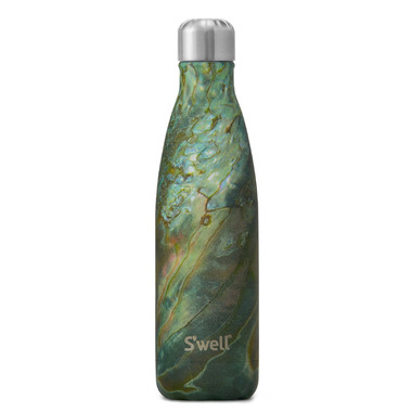 S\'well The Elements Collection Stainless Steel Water Bottle Abalone