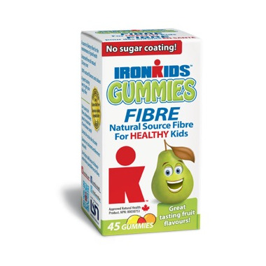 IronKids Gummies Fibre For Healthy Kids