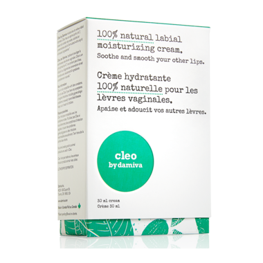 Cleo by Damiva 100% Labial Moisturizing Cream