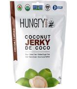 Hungry Buddha Cocoa Coconut Jerky