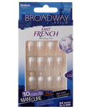Broadway Nails Fast French Nail Kit