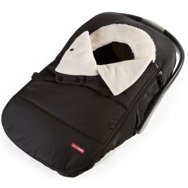 Skip Hop Stroll & Go Car Seat Cover Black