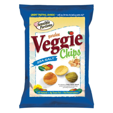 Buy sensible portions original garden veggie chips at well - Sensible portions garden veggie chips ...