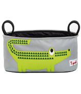 3 Sprouts Stroller Organizer Crocodile