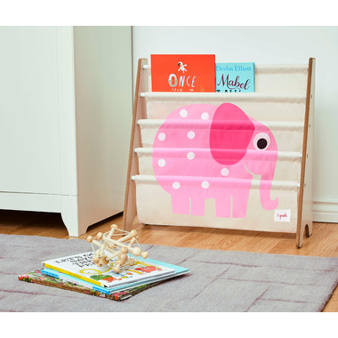 3 Sprouts Book Rack