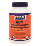 NOW Foods MSM Methylsulfonylmethane