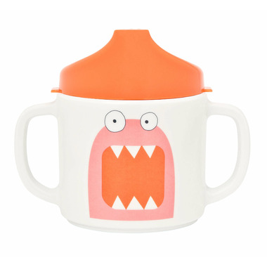 Lassig Little Monsters Sippy Cup Mad Mabel