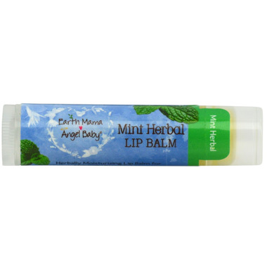 Earth Mama Lip Balm Mint Herbal