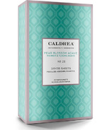 Caldrea Dryer Sheets Pear Blossom Agave