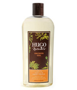 Hugo Naturals Vanilla & Sweet Orange Shower Gel