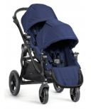 Baby Jogger City Select Black Frame & Second Seat Kit Cobalt
