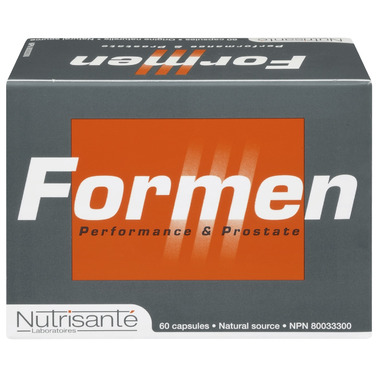 Formen Performance & Prostate Supplement