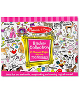 Melissa & Doug Sticker Collection Pink