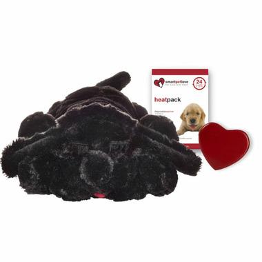 Smart Pet Love Snuggle Puppy in Black
