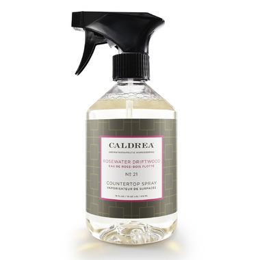 Caldrea Countertop Spray Rosewater Driftwood