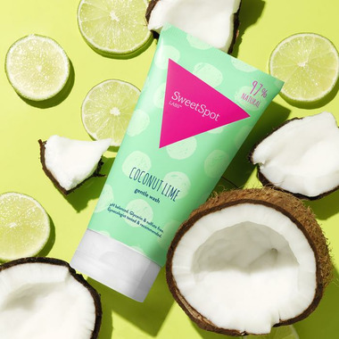 SweetSpot Labs Coconut Lime Gentle Wash