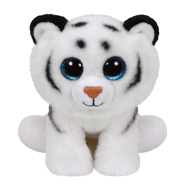 Ty Tundra The Tiger Beanie Babies Large