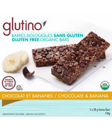 Glutino Gluten Free Organic Bars