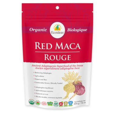 Ecoideas Organic Red Maca