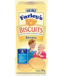 Heinz Farley's Biscuits - Banana