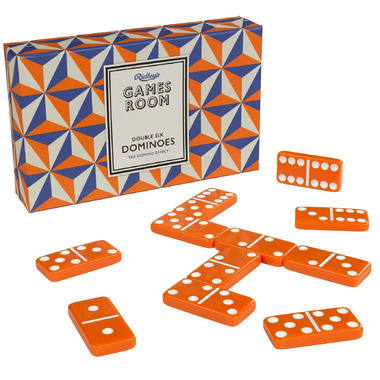 Ridley\'s Games Room Dominoes