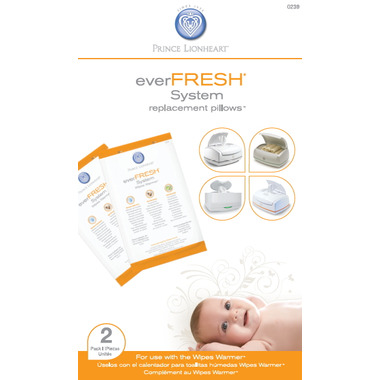 Prince Lionheart Ever Fresh Replacement Pillows