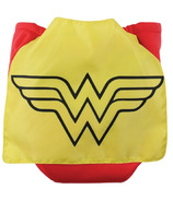 Bumkins DC Comics Wonder Woman Snap-In-One Cloth Diaper with Cape