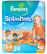 Pampers Splashers Swim Diaper